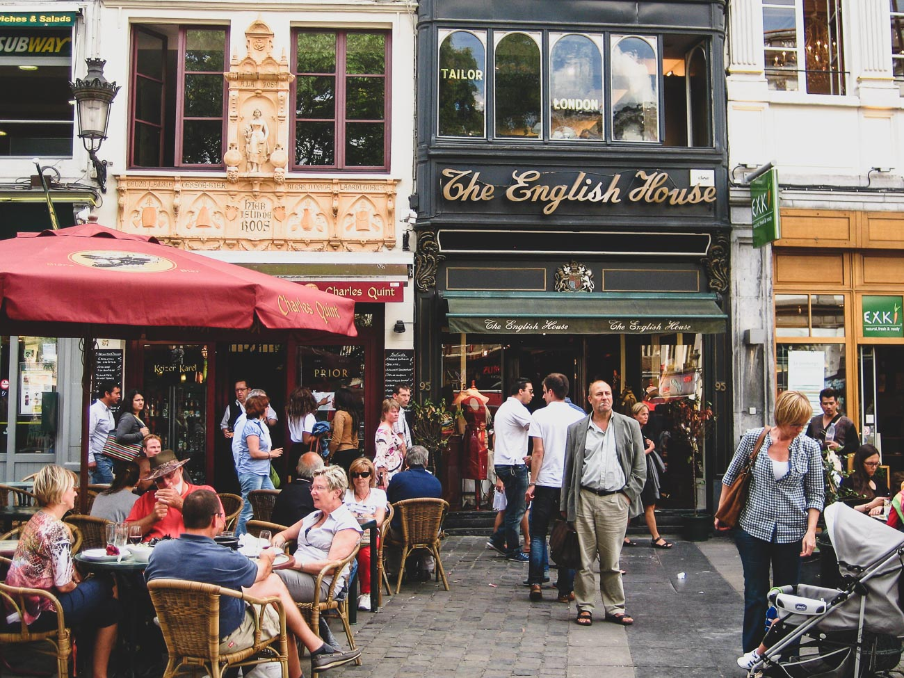 Bruksela największe atrakcje turystyczne