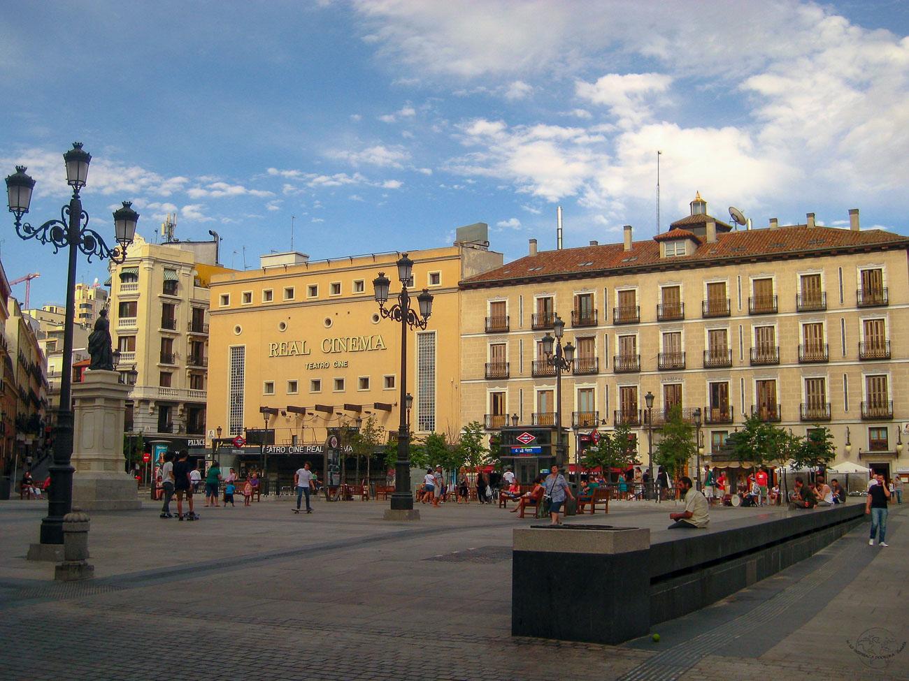 Madryt największe atrakcje