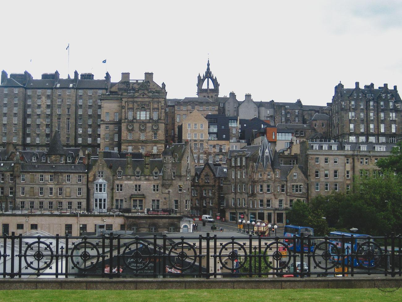 Edynburg najważniejsze atrakcje