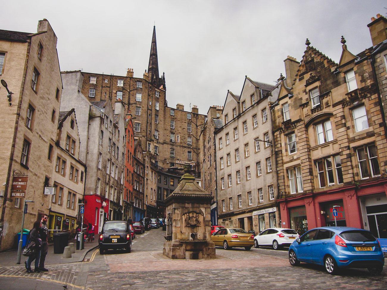Edynburg co warto zwiedzić
