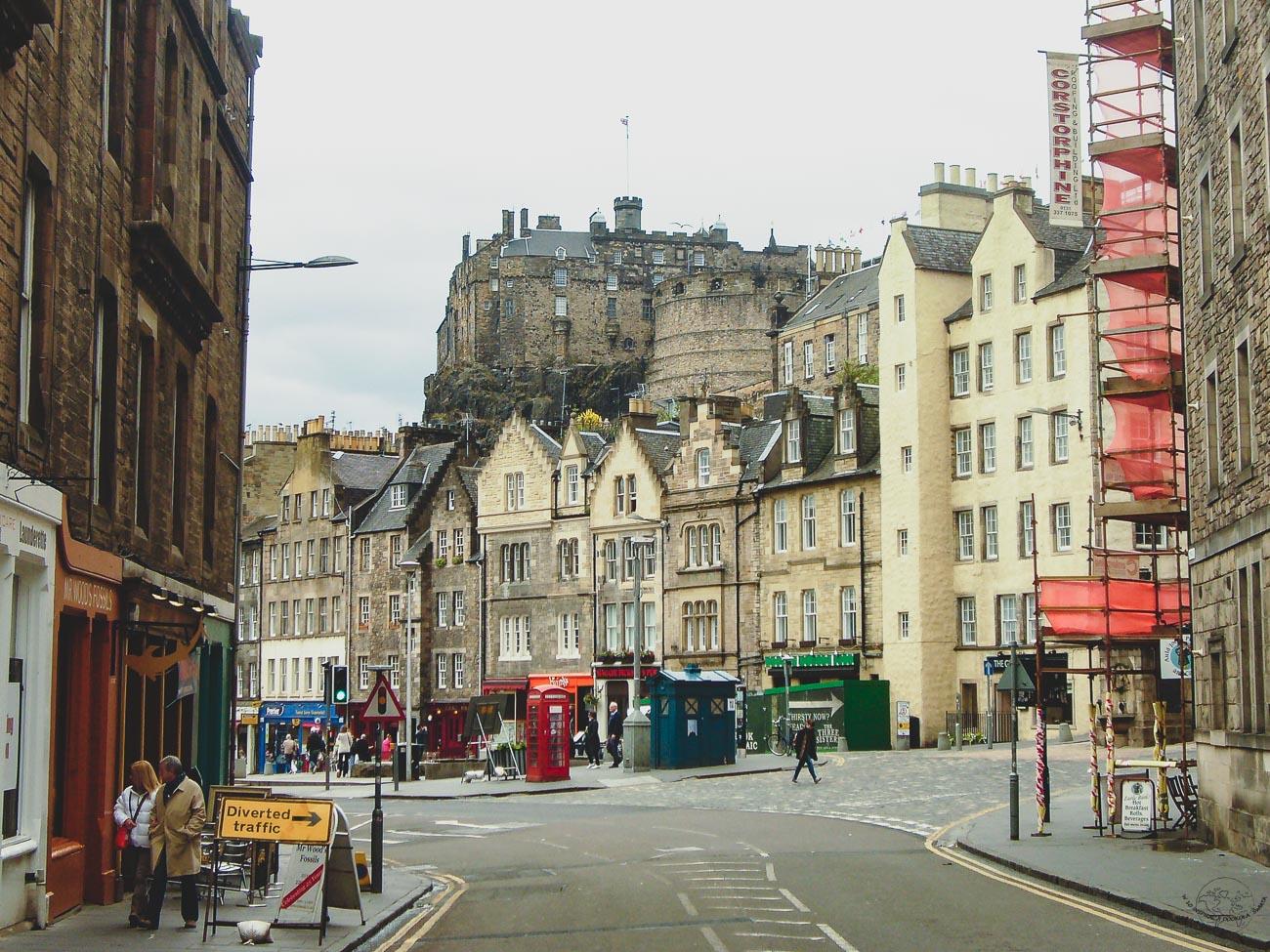 Edynburg co warto zobaczyć