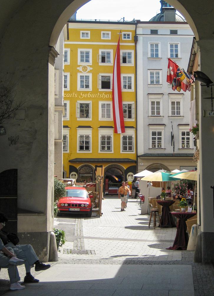 Salzburg co warto zobaczyć