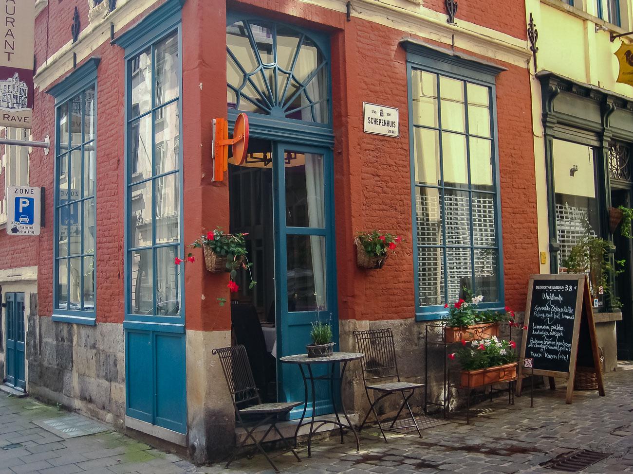 Najpiękniejsze miasta Belgii