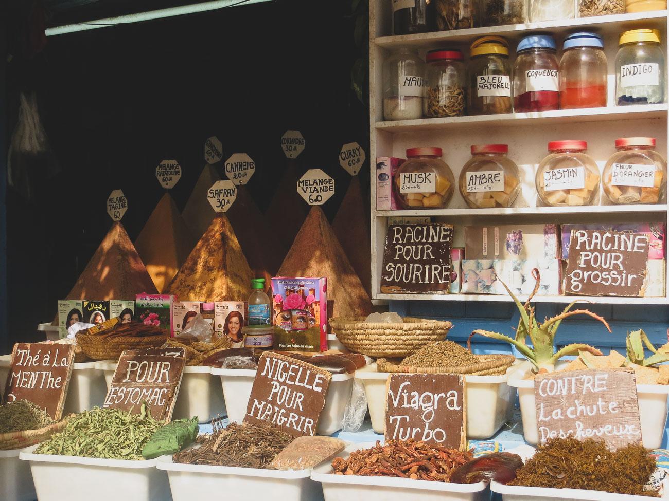 Maroko co warto zjeść