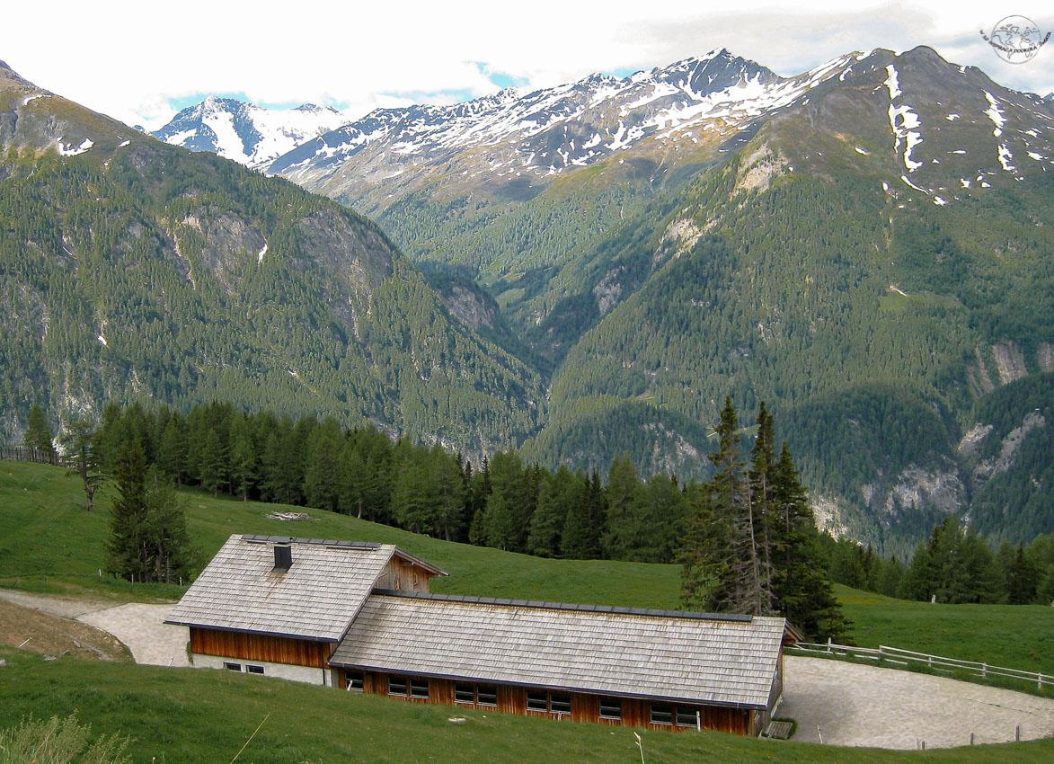 Wysokogórska Droga Alpejska w Austrii