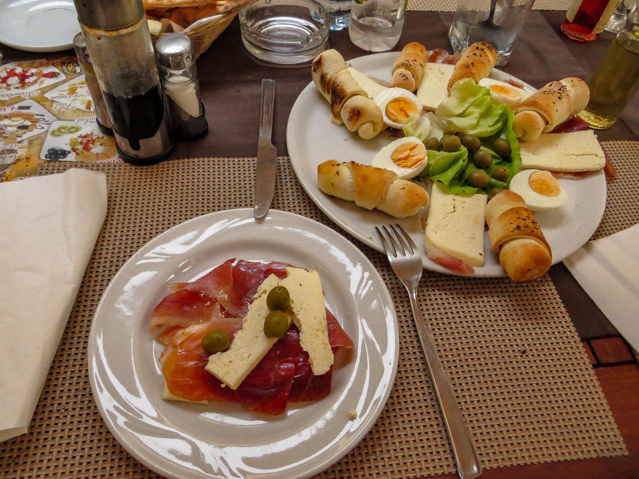 Co jeść w Czarnogórze