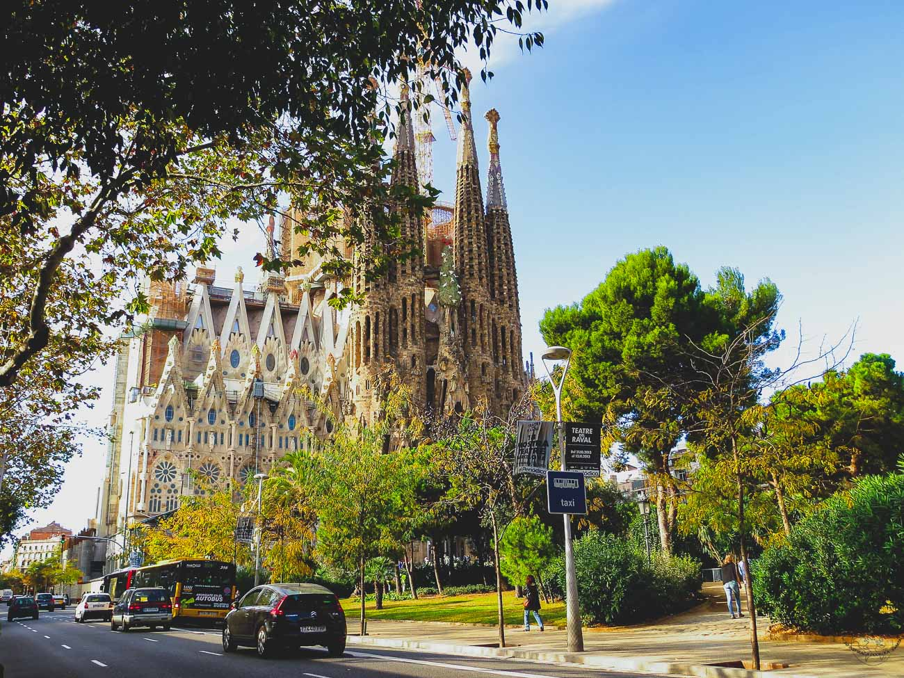 Barcelona największe atrakcje