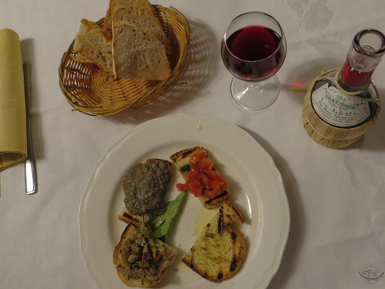 Toskania słynne dania