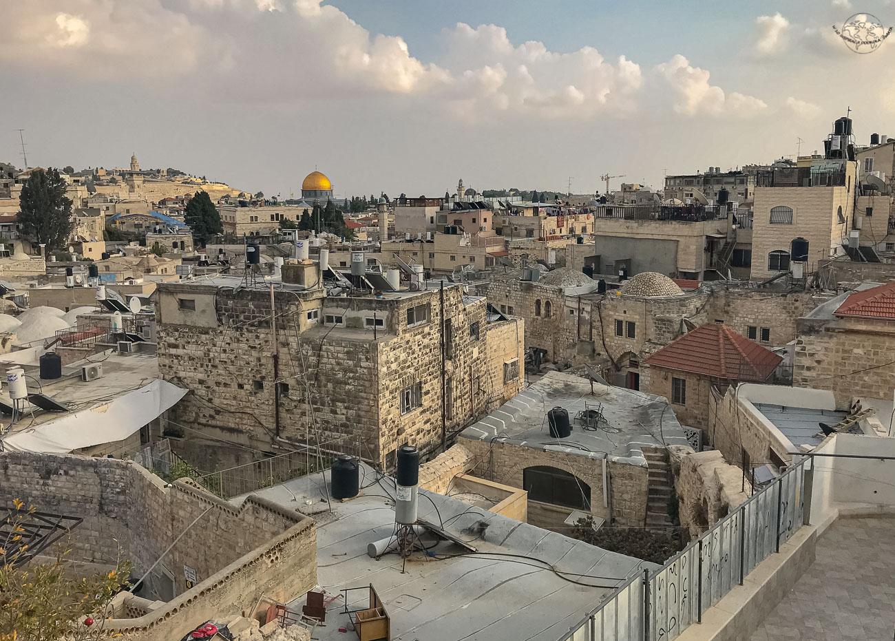 Jerozolima zabytki zwiedzanie