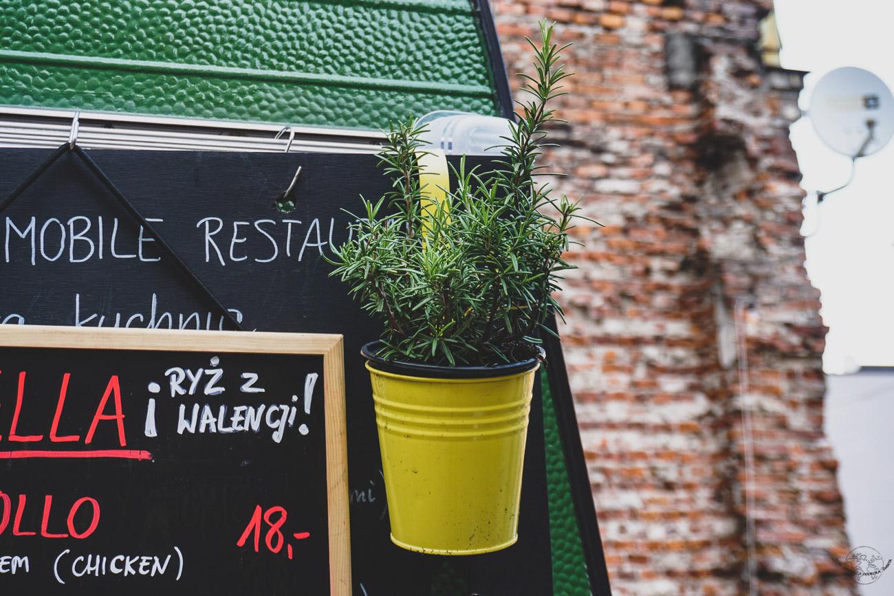 Najlepsze foodtrucki w Krakowie