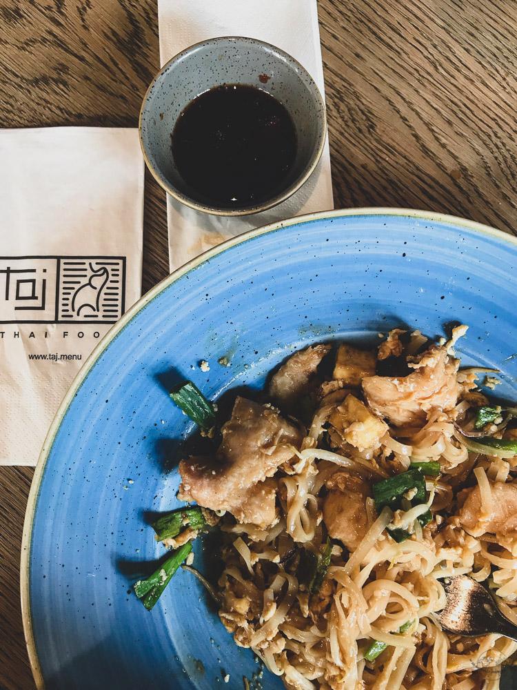 Tajskie jedzenie w Krakowie