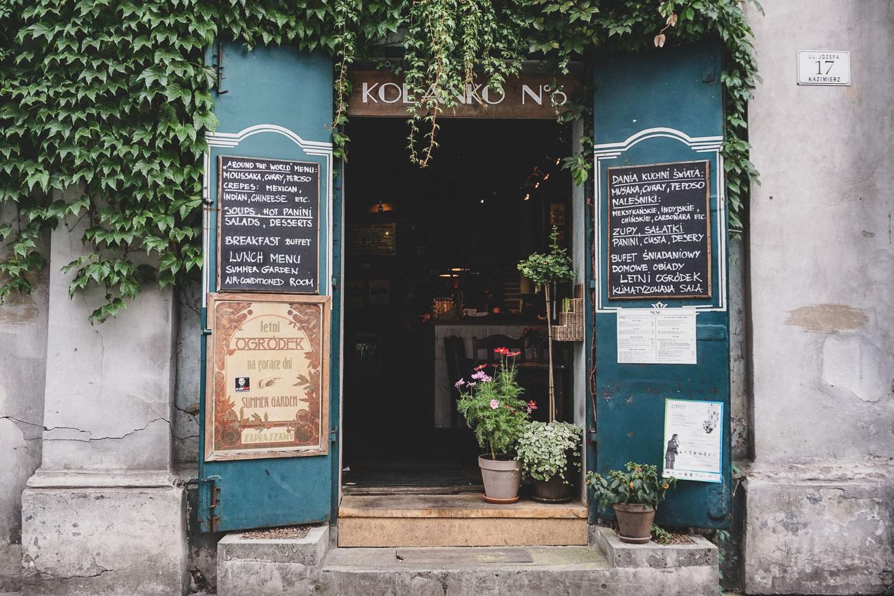 Gdzie zjeść w Krakowie