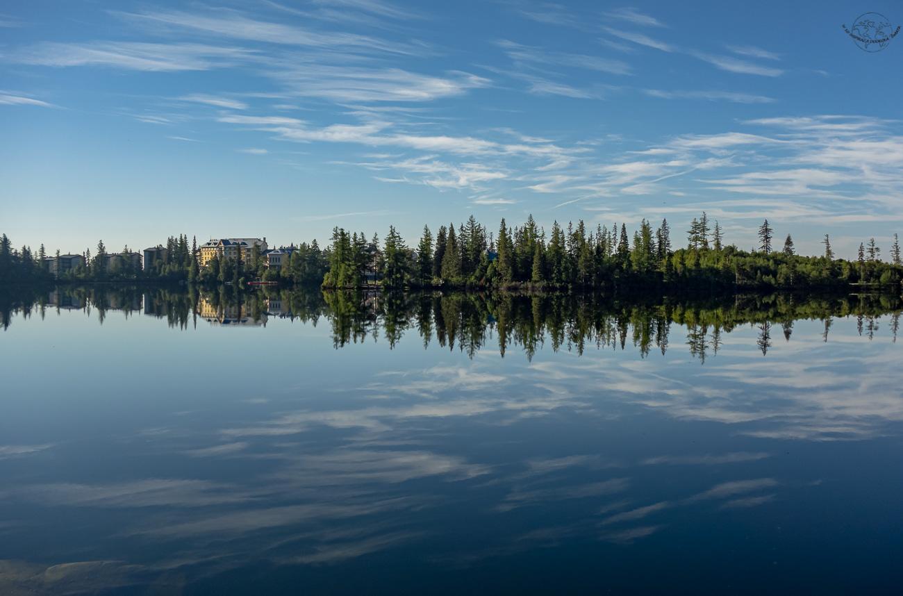 Szczyrbskie jezioro jak dojechać