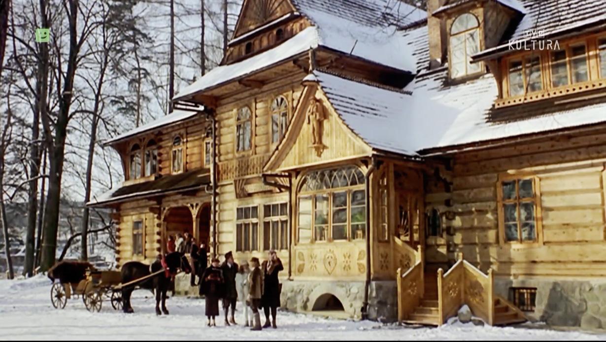 Tatry i Podhale w filmach